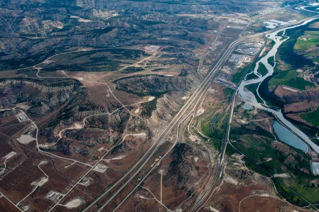 Fracking along the Colorado River
