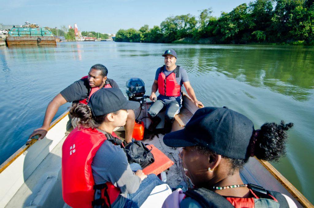 Bronx River Alliance Save the Sound