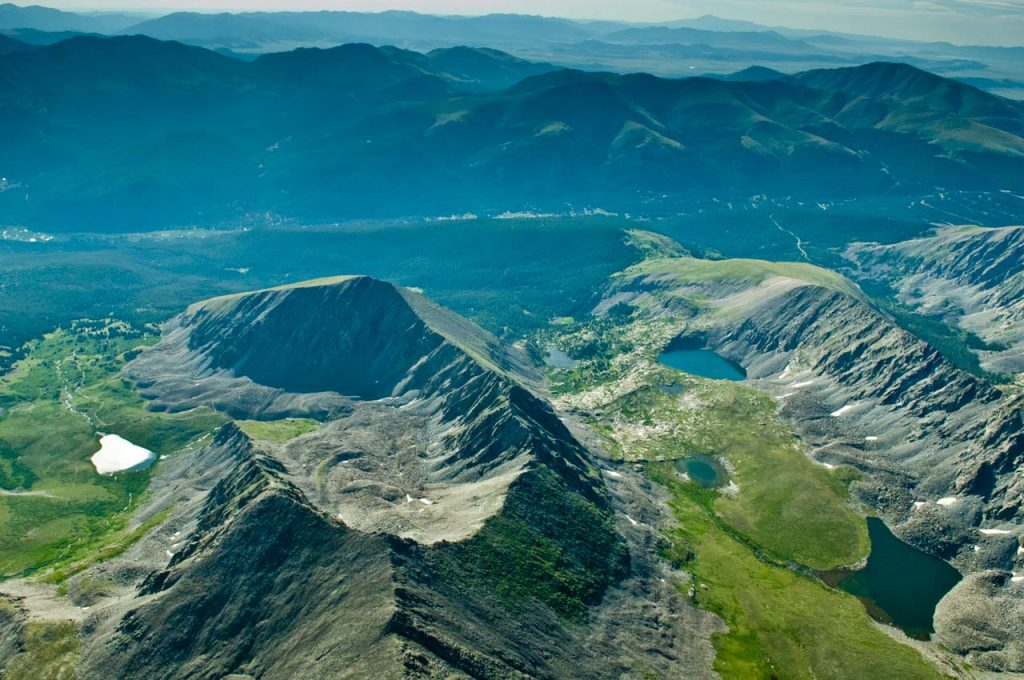Tenmile and Hoosier Ridge Proposed Wilderness Areas