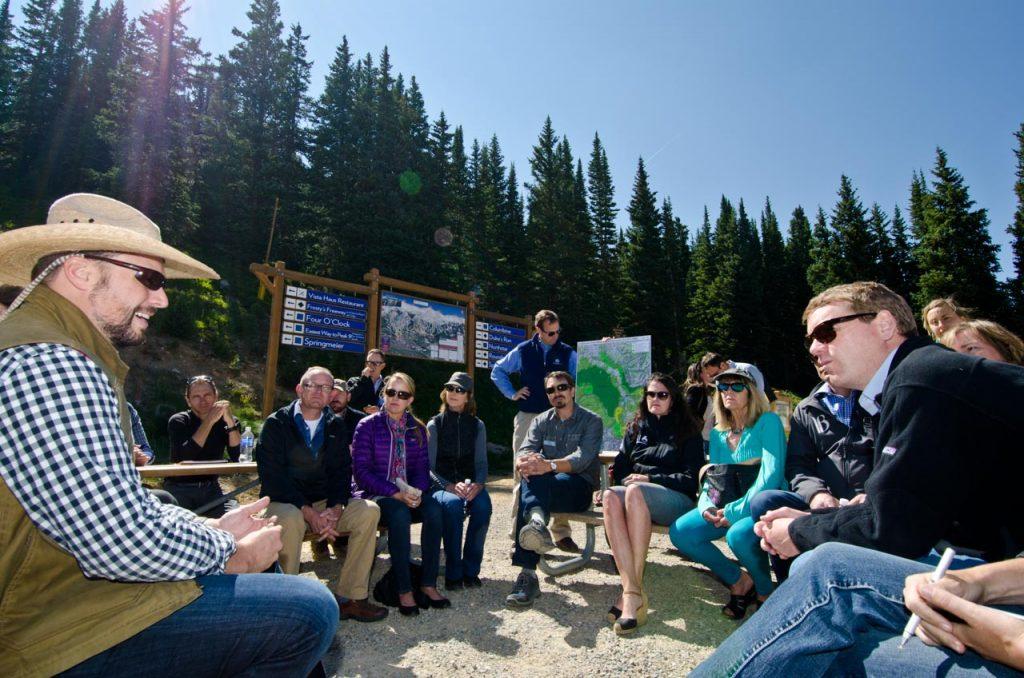 Colorado Senator Michael Bennet Discusses Wilderness Act