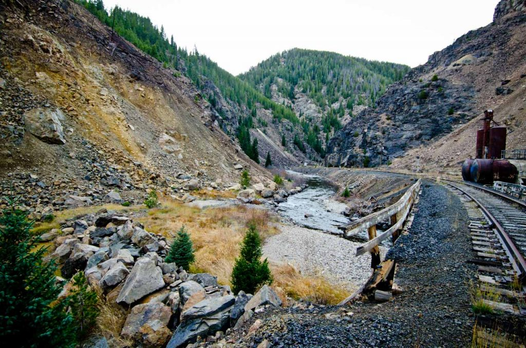 Contaminated Soil and the Eagle River