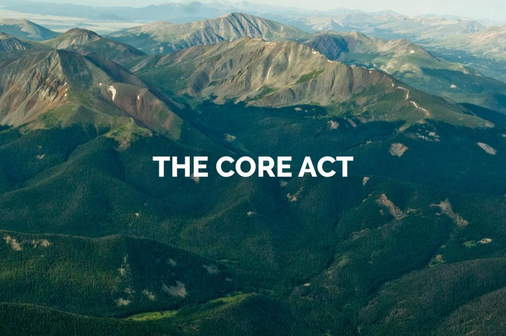 The CORE Act Gallery